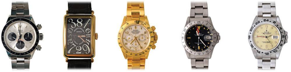 Orologi da collezione